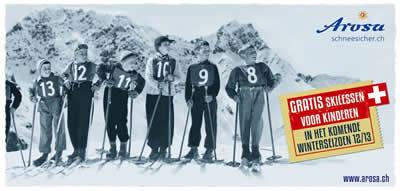 Arosa wintersport