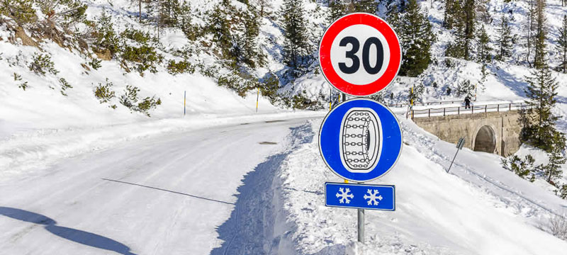 Auto tips wintersport