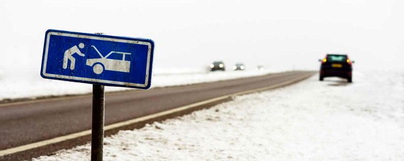 Auto wintersport