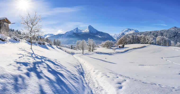 Berchtesgadener wintersport