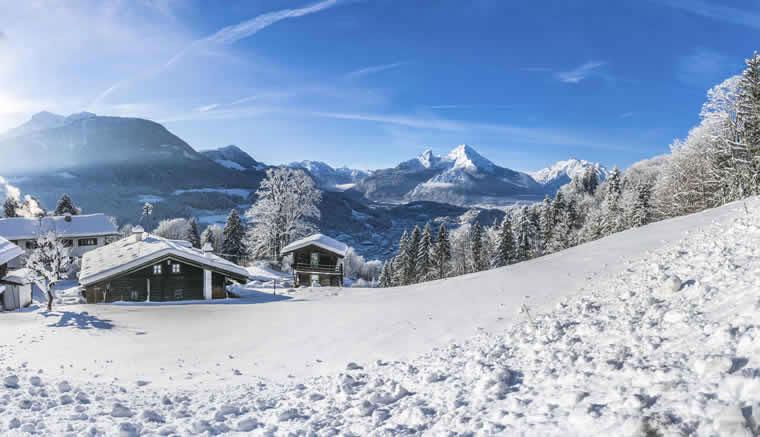 Berchtesgadener Land wintersport