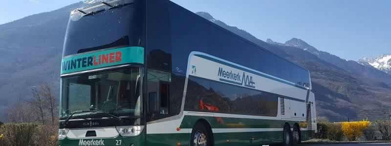 Winterline bus