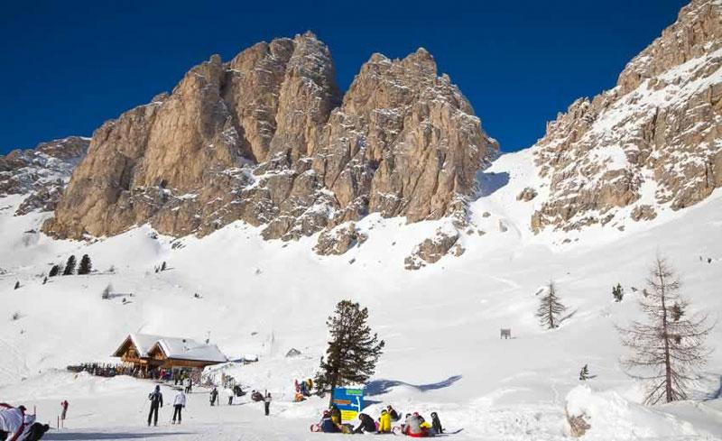 Wintersport in Dolomitie Superskimet TUI