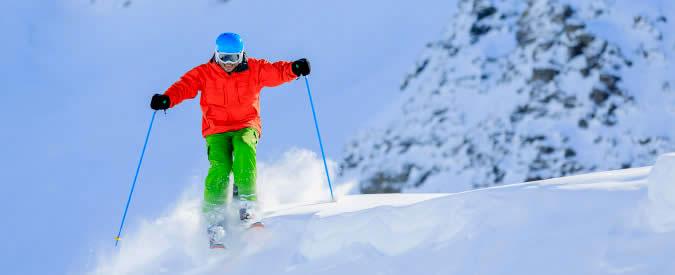 Voordelige wintersport in de eerste sneeuw