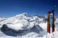 Veelzijdig wintersporten in Tignes