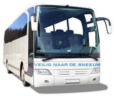 Goedkope wintersport bus