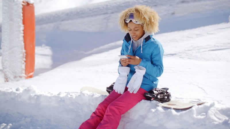 Handige apps wintersport