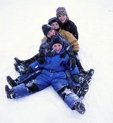 Hochzillertal wintersport
