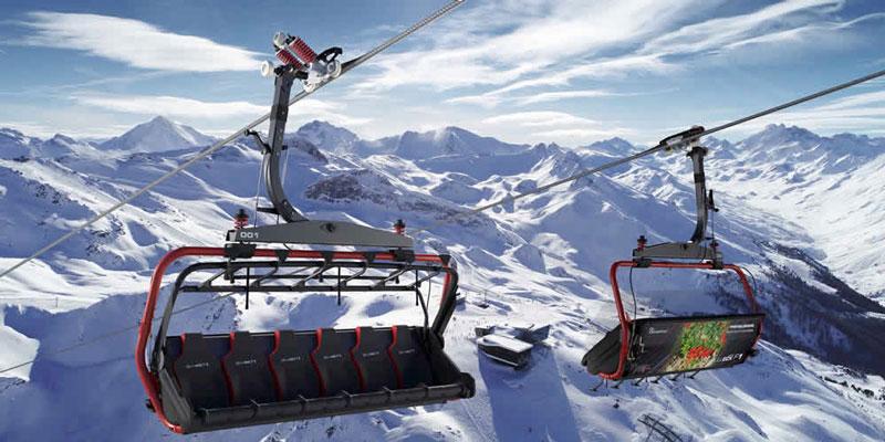 Trendy wintersporten in Ischgl en de sneeuwzekere Silvretta Arena