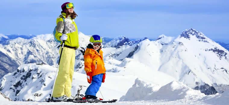 Kinderkorting wintersport