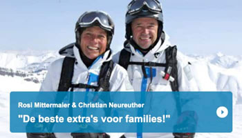 Last-minute wintersport Skivakantie
