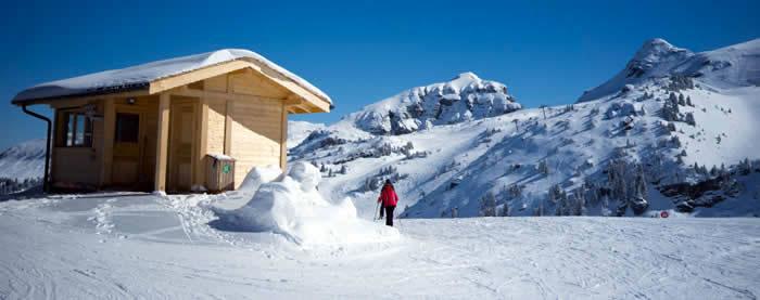 Les Portes du Soleil wintersport