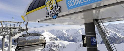 Skiën in skigebied Zillertal 3000 bij Mayrhofen