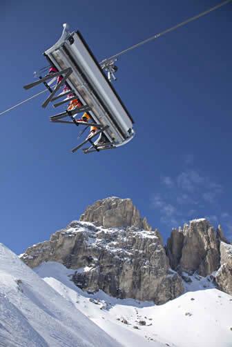 Skiën op de Kronplatz