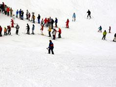 Wintersporten in Pyhrn Phriel