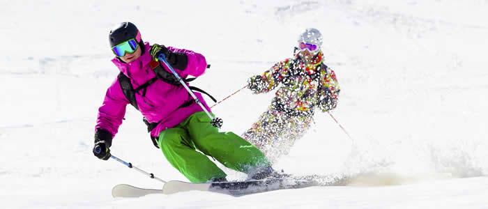 Reisaanbieders wintersport