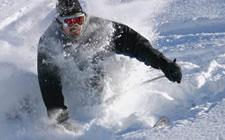 Off-piste skiën in La Grave