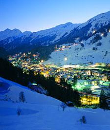 Sneeuwzekere winter in St. Anton am Arlberg