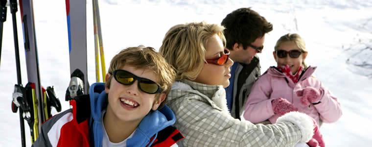 Kindvriendelijke wintersport met 6-daagse skipas van TUI