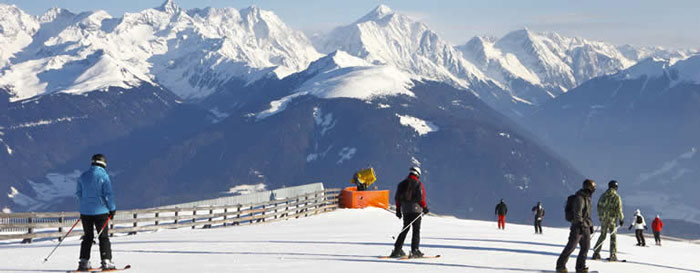 Trento, de stad van bergen, wintersport, cultuur en het goede leven