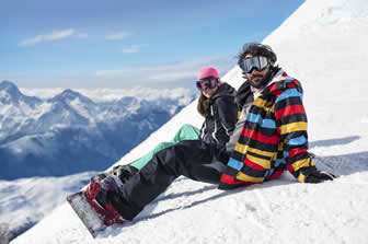 Trento skiën