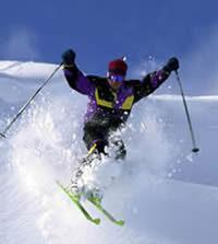 Trento Monte Bondone wintersport