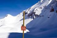 De skidorpen in Les Trois Vallées