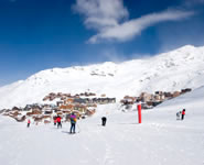 Trois Vallées wintersport