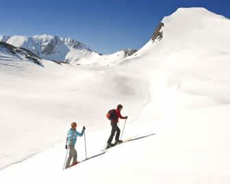 Langlaufen op WK-loipen in Italiaanse Val di Fiemme