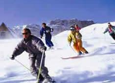 Val di Fiemme wintersport