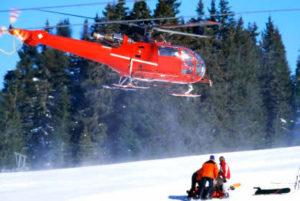 Ongelukken tijdens de wintersport voorkomen.