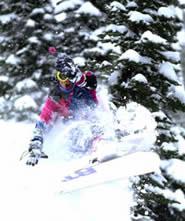 Freeriding de nieuwe trend in alpineskiën