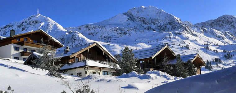 Wintersport appartement hotel wellness