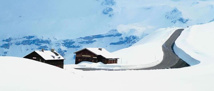 Wintersport met sneeuwgarantie
