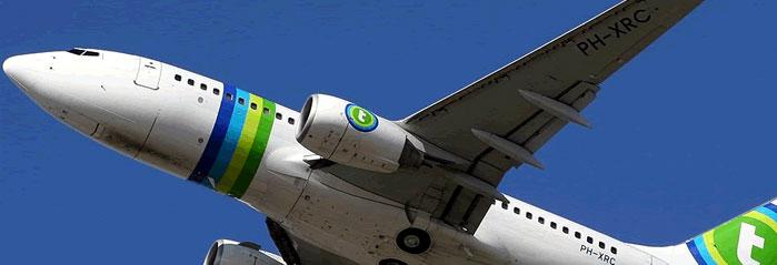 Goedkope vliegtickets wintersport met Transavia