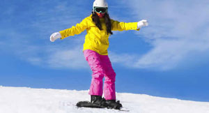 Winteraanbieding skivakantie