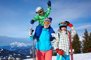 Wintersport tip van TUI: Gerlos