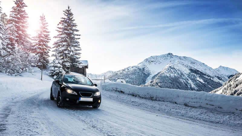 Tips voor een autoverzekering en wintersport