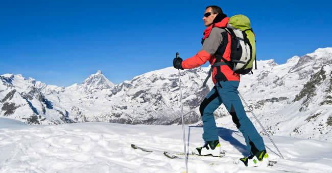 Wandelvakanties in de sneeuw