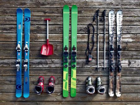 Ski's kopen of huren