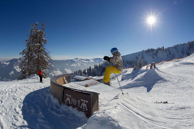 Wintersport in Alpbachtal & Tiroler Seenland