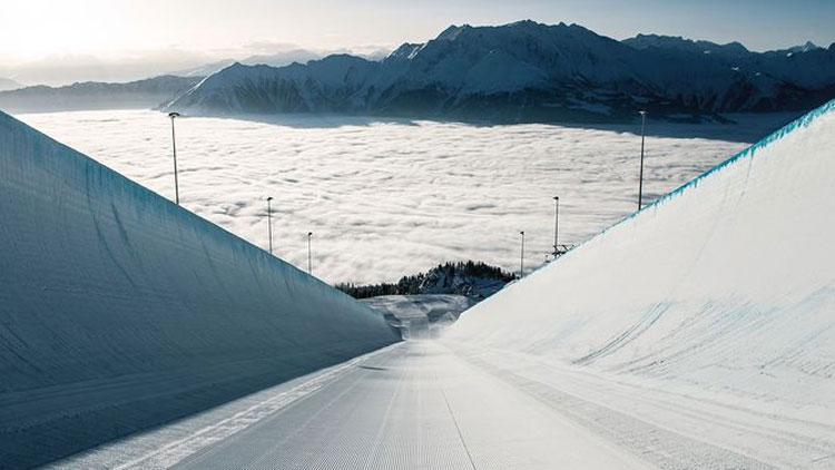 Wintersport in Alpenarena Flims-Laax-Falera