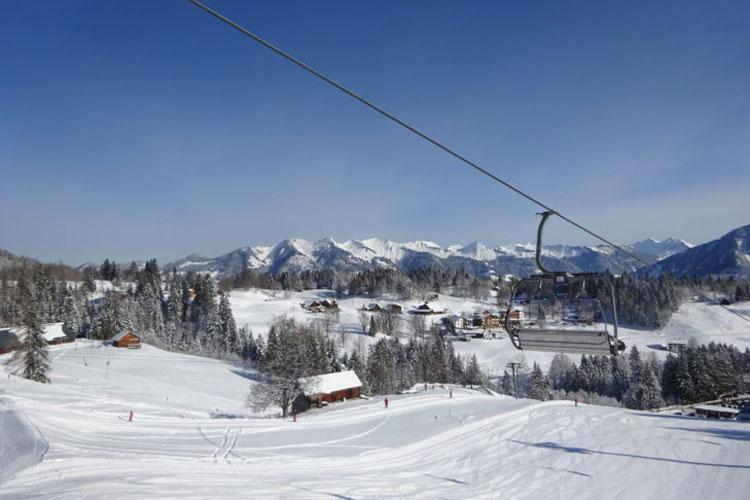 Wintersport in Alpenregio Bludenz