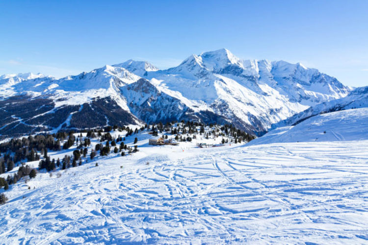 Wintersport in Auvergne
