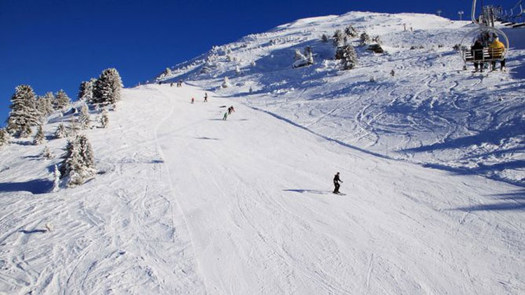 Wintersport in La Norma