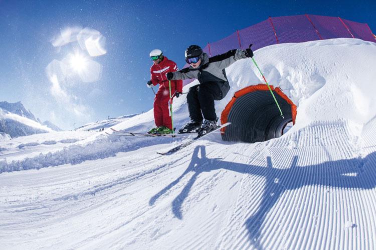 Wintersport in Lenzerheide