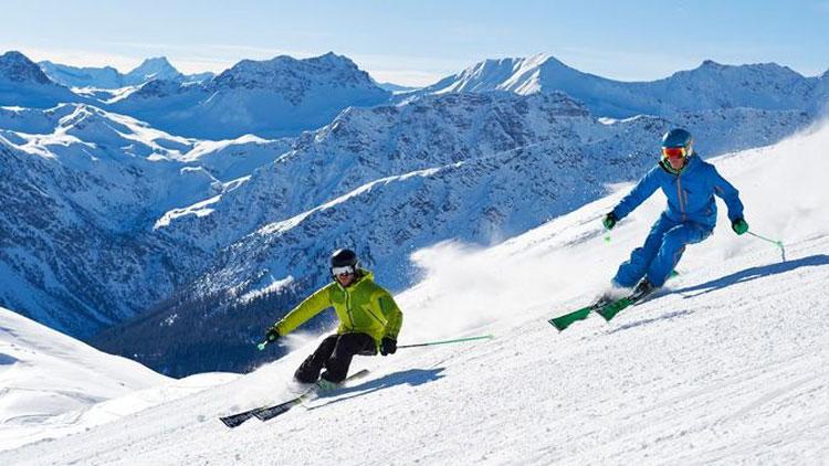 Wintersport in Schanfigg