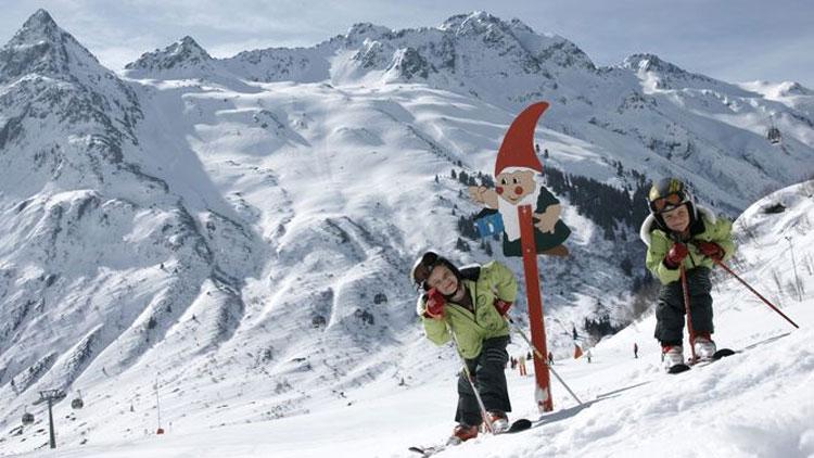 Wintersport in Galtür