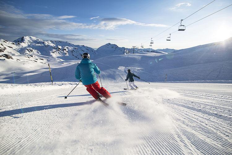 Wintersport in Zillertal