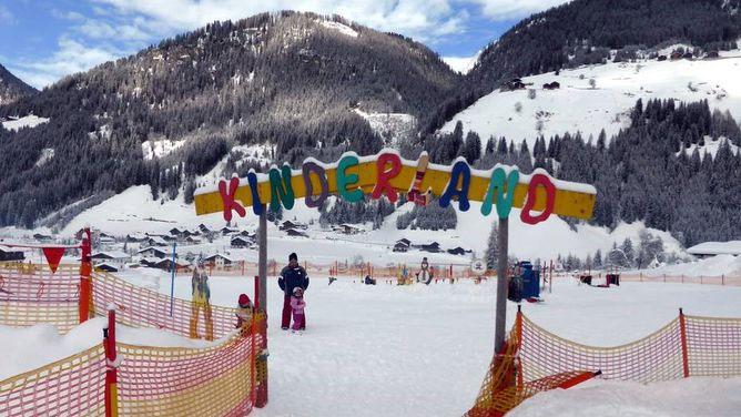 Wintersport in Defereggental